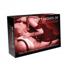 Fifty Nights of Naughtiness Spiel