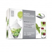 "Molekulares Set: ""Mojito R-Evolution"""