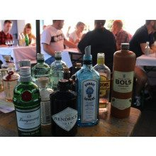 Gin-Tasting - Central Hotel Kaiserhof - Hannover