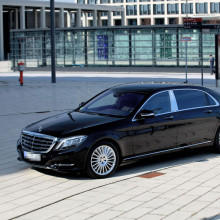 Mercedes Benz Maybach S500 mit Chaffeur Berlin