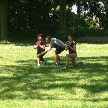 Outdoor-Fitnesstraining - Hamburg