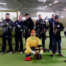 Paintball-Junggesellenabschied Olpe