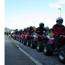Quad & Canyoning-Tour – Raum Kempten