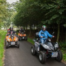 Quad-Odenwaldtour - Mosbach