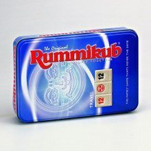 Rummikub Kompakt in Metalldose