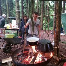 Wald-Survivalcamp Marpingen
