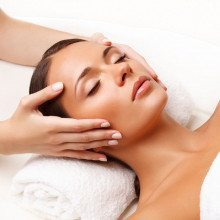 Wellnesspaket Kiel Gesichtsbehandlung Collagen