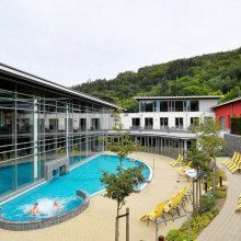 Wellnesstag in der Therme - Bad Bertrich