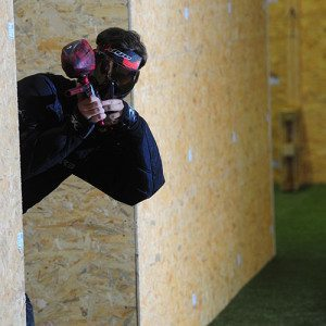 2 h Paintball spielen - 4 Personen - Hamburg