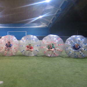 Bubble-Football spielen - 10 Pers. - Gelsenkirchen