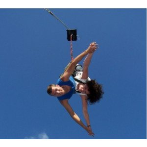 Bungee Jumping - Tandem-Sprung in Berlin