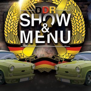 DDR Dinner & Show Magdeburg Bar