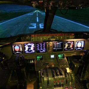 Flugsimulator MD-11 Frankfurt am Main