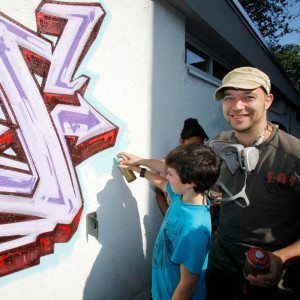 Graffiti-Workshop – für 5 Personen – Berlin