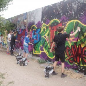Graffitiworkshop Berlin