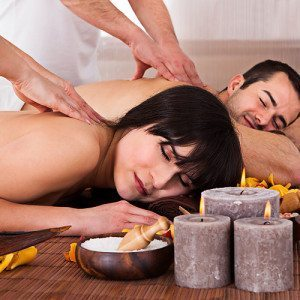 """Hot-Chocolate"" Paarmassage - 90 Min. - Dresden"