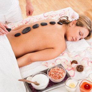 Hot-Stone-Massage - Dresden