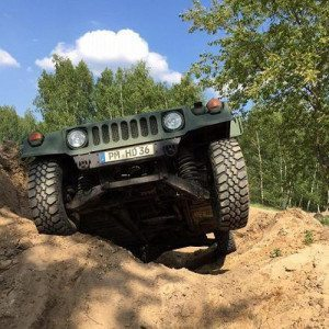 Hummer H1 Offroad Baruth