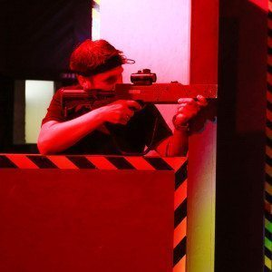 Lasertag Teamevent – Bad Wimpfen