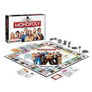 Monopoly - Big Bang Theory