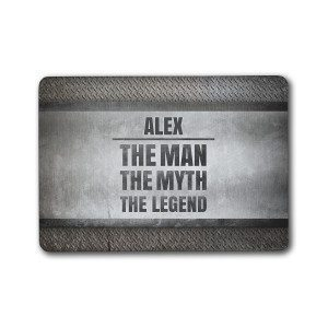 "Mousepad ""The Legend"""