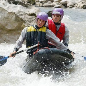 Outdoor-Weekend inkl. Rafting & Canyoning - Raum Bad Reichenhall