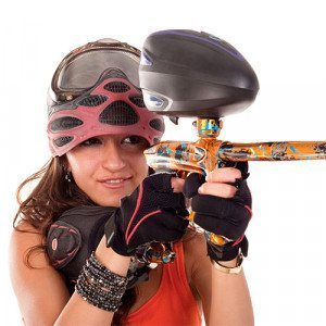 Paintball-Schnupperpaket - 4 Personen - Hamburg