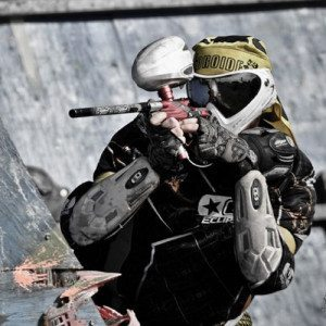 Paintball spielen ab 2 Personen  outdoor-bereich