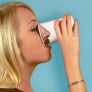 Pick your Nose - Lustige Trinkbecher