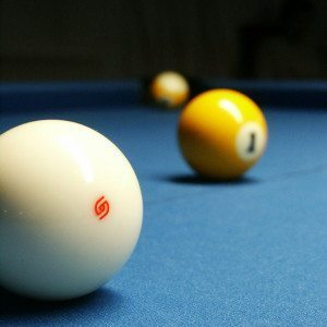Poolbillard-oder Snookertraining Gera