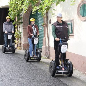 Rumpsteak-Trial Segway-Tour - Raum Landau in der Pfalz