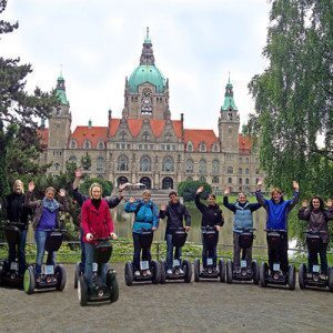Segway-Tour - Hannover