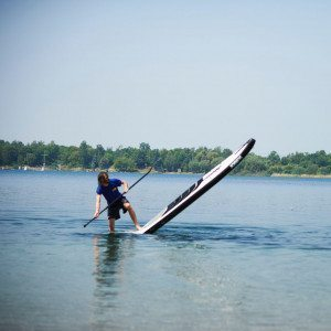 Stand-up-Paddling Personal Coaching Leipzig