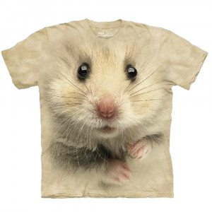 Big Face Tier-T-Shirts - Hamster