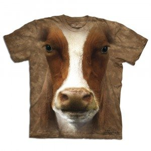 Big Face Tier-T-Shirts - Kuh