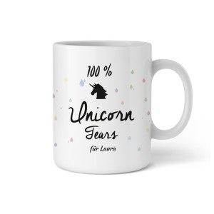 "PERSONLIZED CUPS ""UNICORN TEARS"""