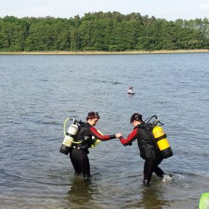 Tauchkurs Open Water Diver – Plau am See