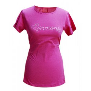 Tussi on Tour – Girly Shirt mit Strass