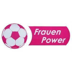 Tussi on Tour - Magnet Fußball Frauenpower