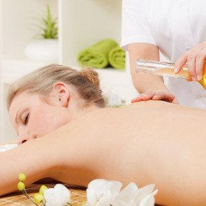 Wellnesspaket Klassiker Bad Rothenfelde Kerze