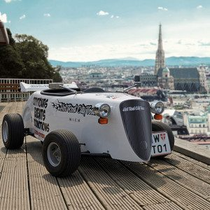 Wien-Tour mit Hot Rod