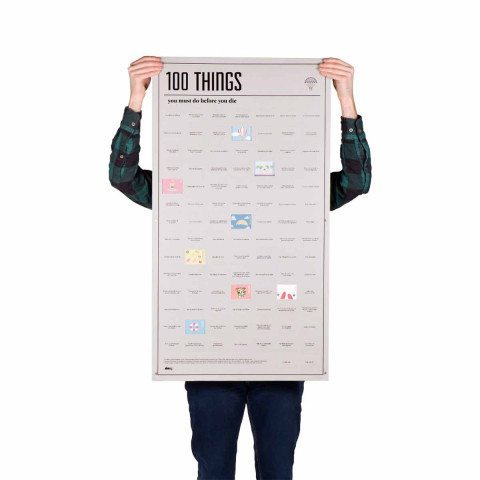 100 Things you must do before you die - Detailansicht