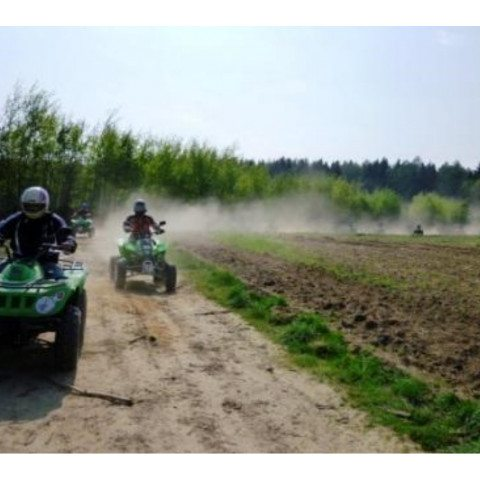 Adventure-Tour mit Quad on- und offroad - Raum Moosburg