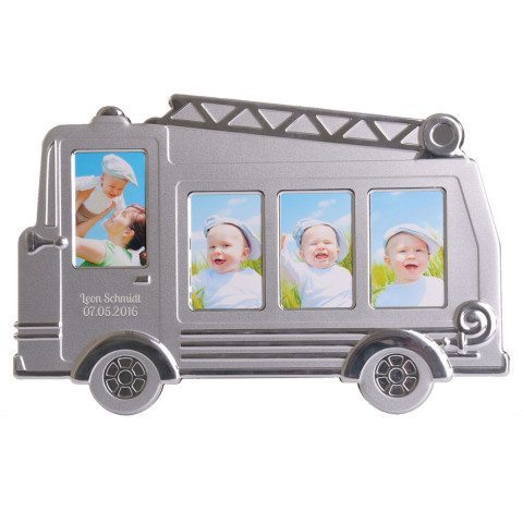 BABY PICTURE FRAME WITH ENGRAVING