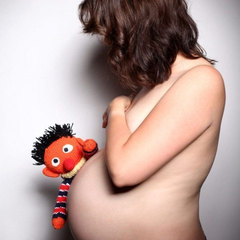 Babybauch-Fotoshooting – Hannover