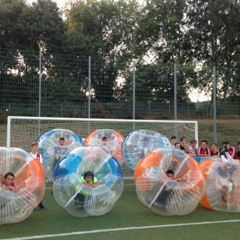 Bubble-Football Hilden