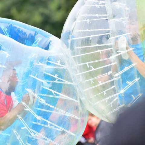 Bubble-Football Kempten