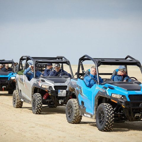 Buggy Offroad-Tour - Sylt