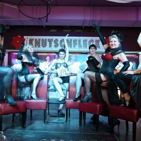 Burlesque Workshop mit Show & Make-up Tipps - Berlin