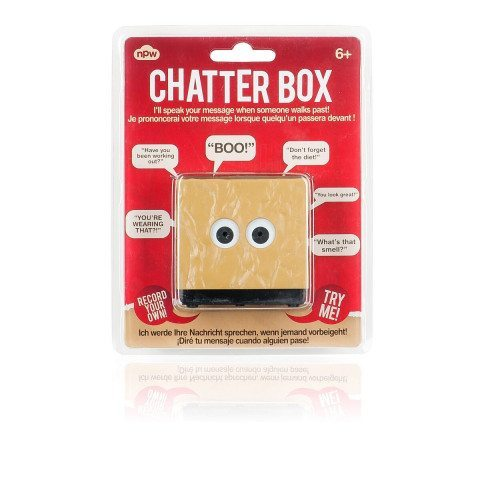 Chatterbox - Verpackung